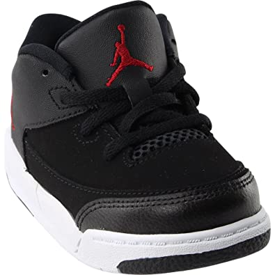Nike - Jordan Flight Origin 3 B - Color: Black-Red - Size:
