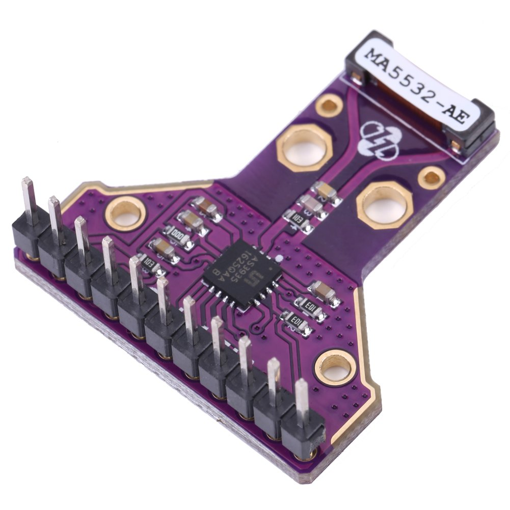AS3935 Lightning Storm Distances Detection Sensor SPI I2C Interfacing 2.4V-5.5V for Phones Watches Electronic Devices