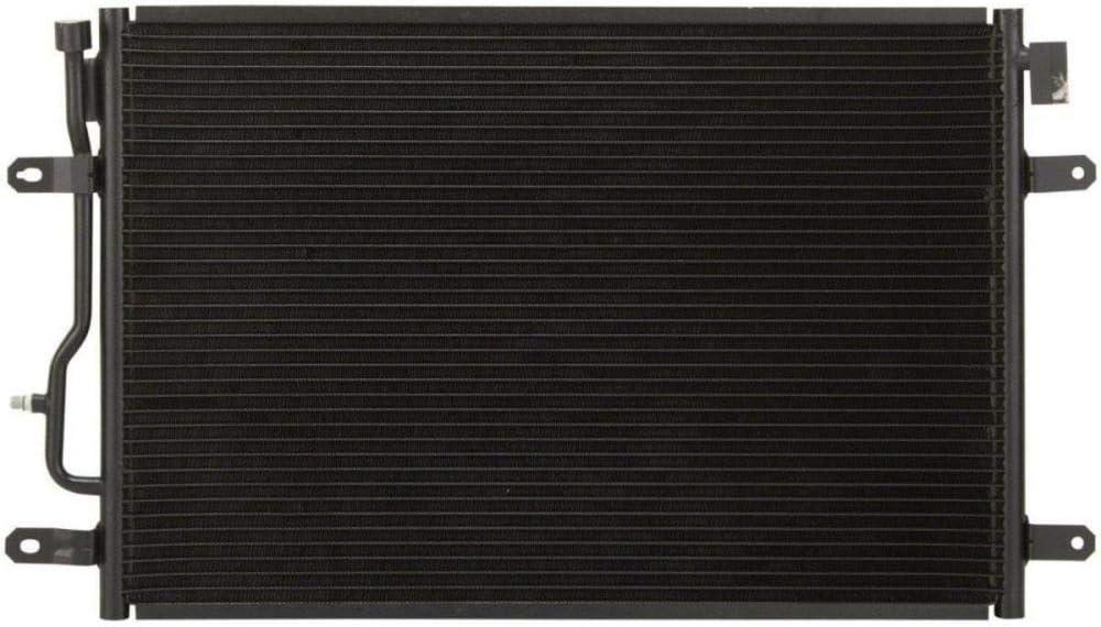 DORI All Aluminum Air Condition Condenser for Audi A4 A4 Quattro RS4 S4 1.8L 2.7L 3.0L Easy Installation Direct Fit