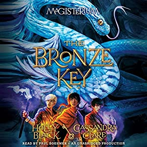 The Bronze Key Hörbuch