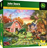 MasterPieces John Deere Pumpkins for Sale - Model B Tractor 1000 Piece Jigsaw Puzzle by Dominic Davison