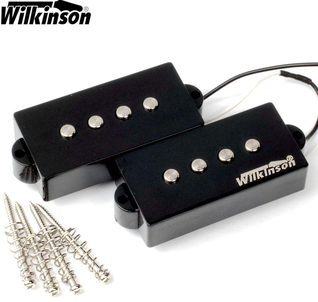 Genuine Wilkinson WPB AlNiCo V Bass Pickups for 'PB' type guitars Precision by Wilkinson