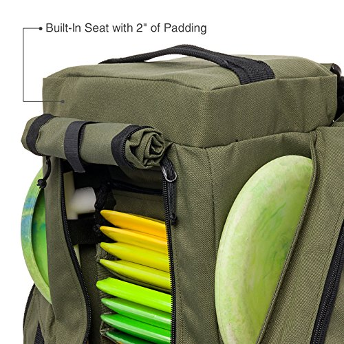 The 8 best disc golf bags with seat