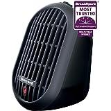 Honeywell HCE100BCD1 HeatBud Personal Ceramic Heater, Black