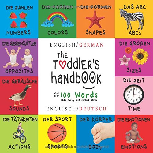 The Toddler's Handbook: Bilingual