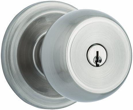 Brinks Home Security Push Pull Rotate Door Locks 23001-119 Stafford ...