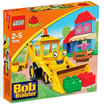 Amazon lego bob the builder scoop at bobland bay 3595 toys lego bob the builder scoop at bobland bay 3595 sciox Images