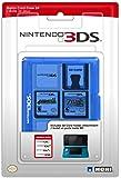 Hori Officially Licensed 3DS Game Card Case 24 (Blue) (Nintendo 3DS/DSi/DSL) [Edizione: Regno Unito]