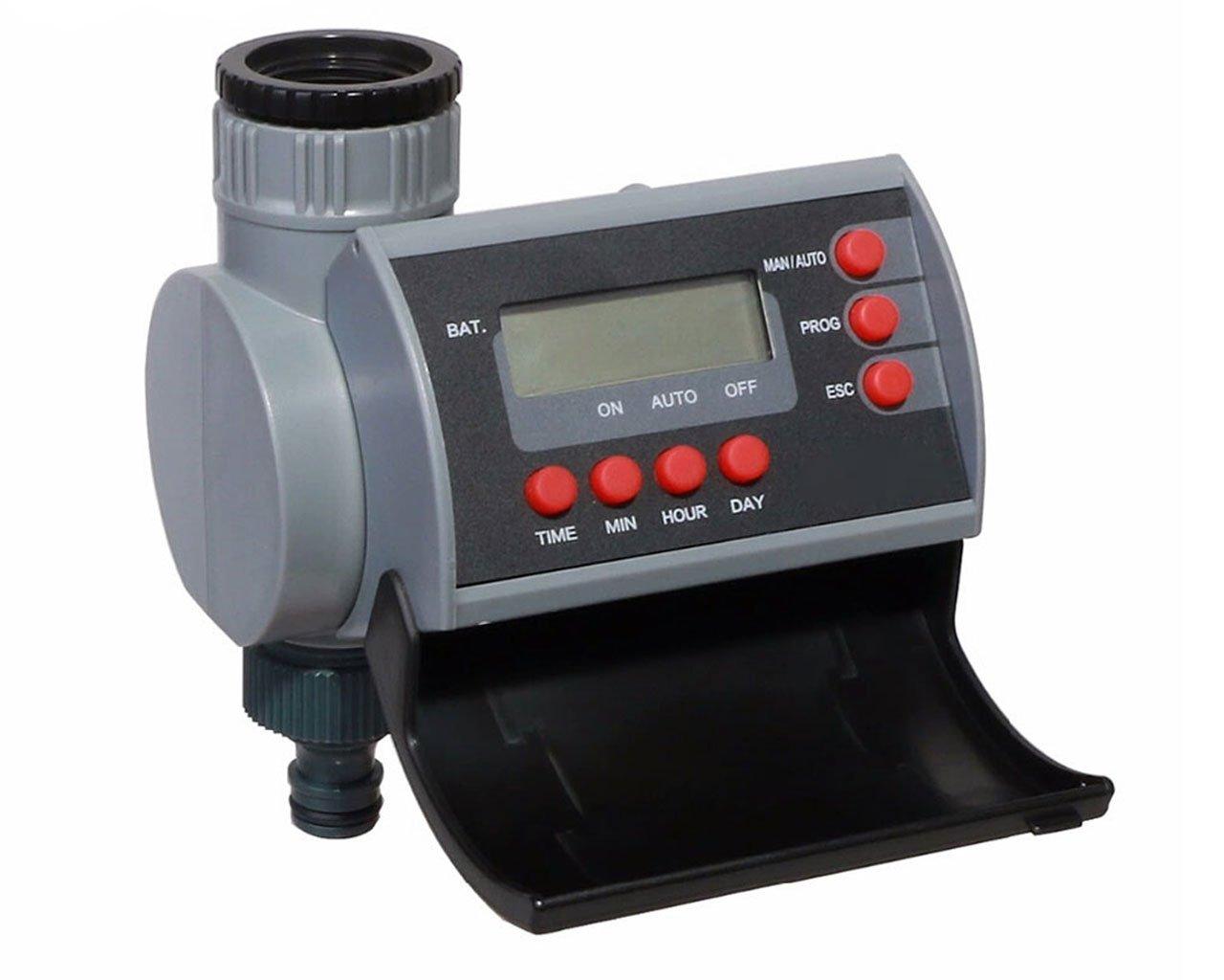 Digital Electronic Hose Water Solenoid Valve Timer Garden Irrigation Controller