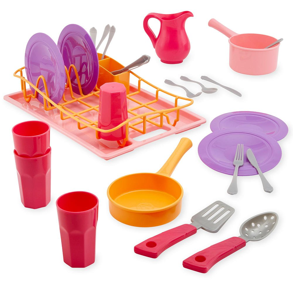 Just Like Home Kitchen Set