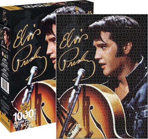 - Aquarius Elvis '68 1000 Piece Jigsaw Puzzle