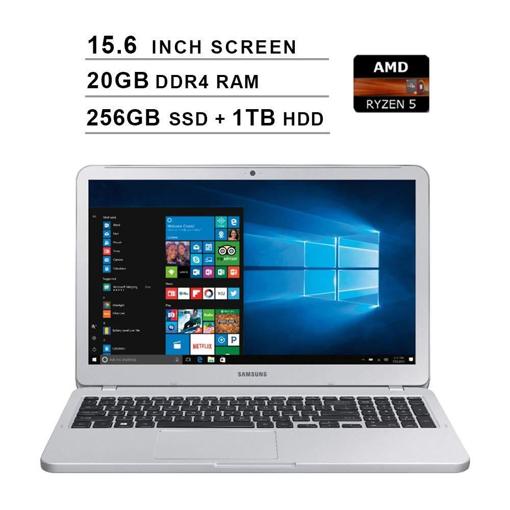 Samsung 2019 Premium Notebook 5 15,6 Pulgadas FHD Laptop (AMD ...