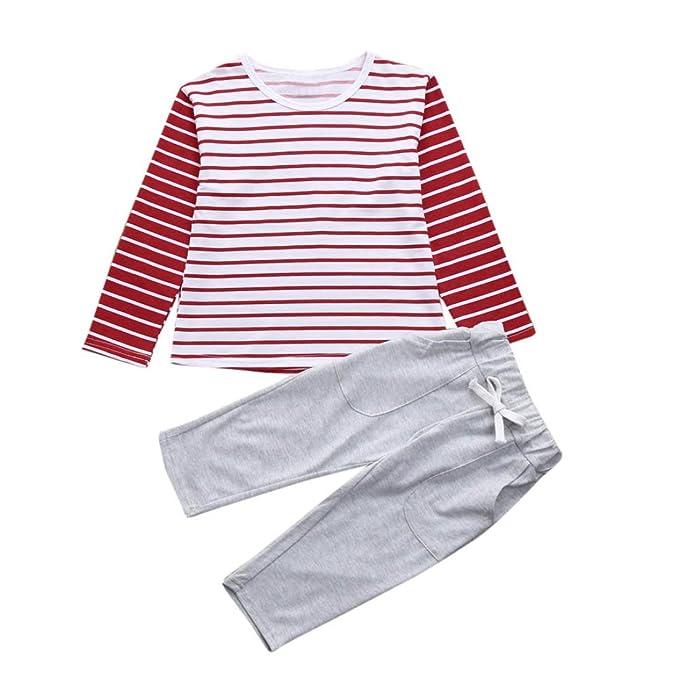 DRESS_start Pijama Para Bebe Unisexo Chicas Chicos, (Talla 6 M-14 Anos), Algodon, Con Diseno De Verde Y Blanco Rayas: Amazon.es: Ropa y accesorios