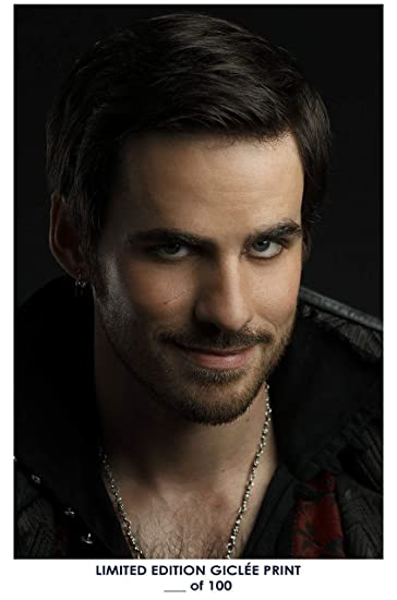 Amazonde Lost Poster Rare Poster Colin O Donoghue Once Upon A