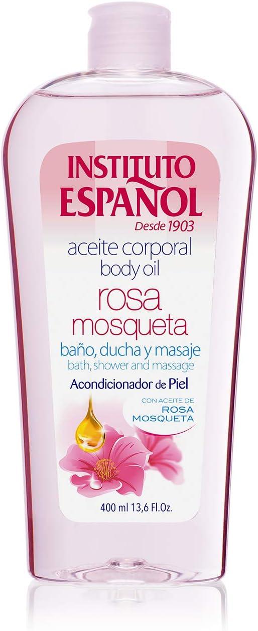 Instituto Español Aceite Corporal Rosa Mosqueta - 400 ML