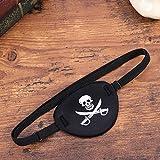 WINOMO Pirate Skull Crossbone Children Kids Eye