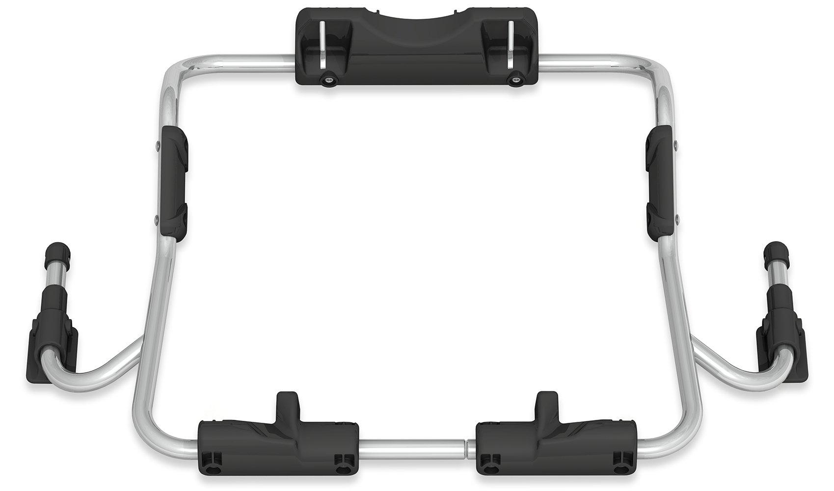 BOB 2016 Single Infant Car Seat Adapter for Graco Infant Car Seats, Black by BOB Gear