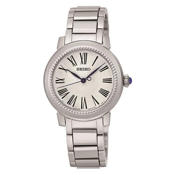 Reloj Seiko Ladies Srz447p1 Mujer Blanco