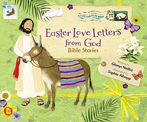 Easter Love Letters from God: Bible Stories cover