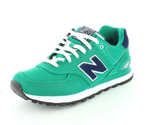 amazon new balance 574 green