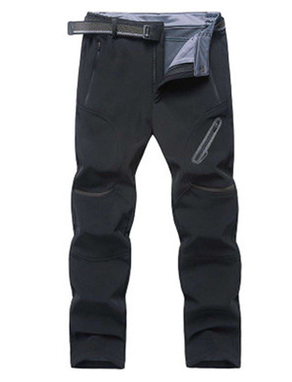 New OnIn Pants Big Size 6XL Men Pants 2018 New Winter Fleece Quick Dry Pants Breathable Thermal Waterproof Pants supplier