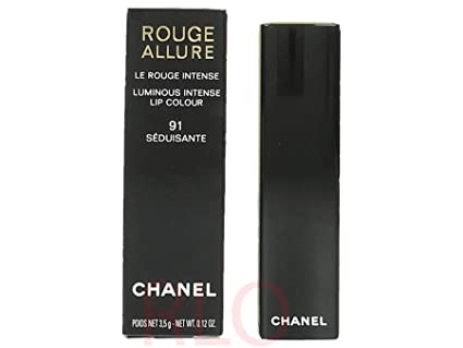 Chanel Rouge Allure 91 seduisante - Labios Intenso/Lipstick ...