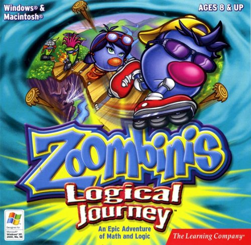 Zoombinis Logical Journey - PC/Mac by The Learning Company