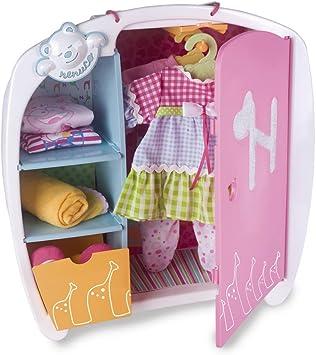 Oferta amazon: Nenuco Armario de juguete (Famosa 700010346)