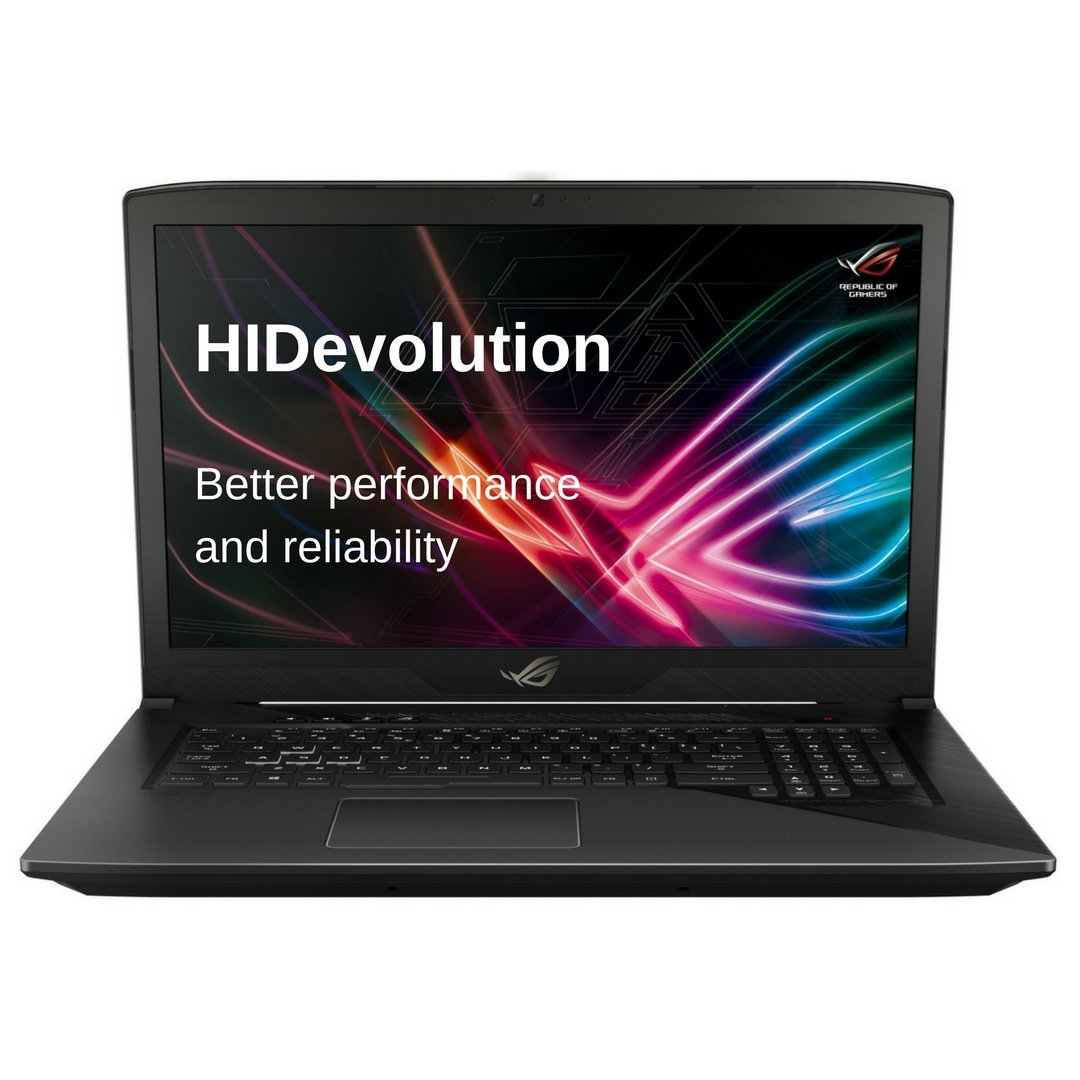 HIDevolution ASUS ROG STRIX GL703VD Gaming Laptop Black Friday Deal
