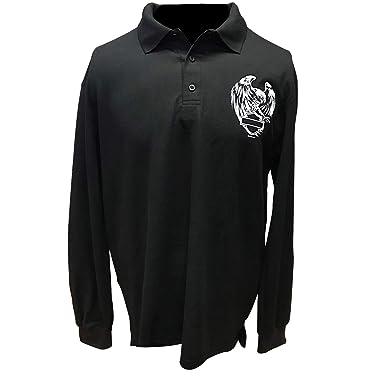 f1546a2da512 Harley-Davidson Military   Men's Long-Sleeve Sport Shirt - Overseas Tour    Eagle