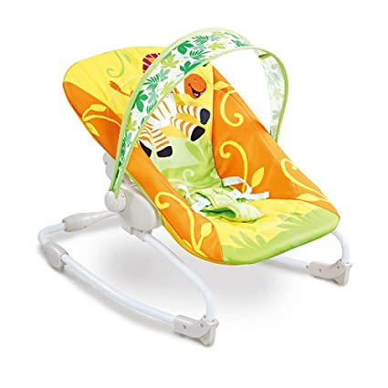 Amazon.com: LZTET Chair Bouncers Childrens Rocking Chair To Comfort ...