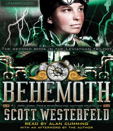 Behemoth (Leviathan) by Brand: Simon Schuster Audio