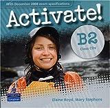 Activate! B2: Level B 1-2: Class CDs 1-2