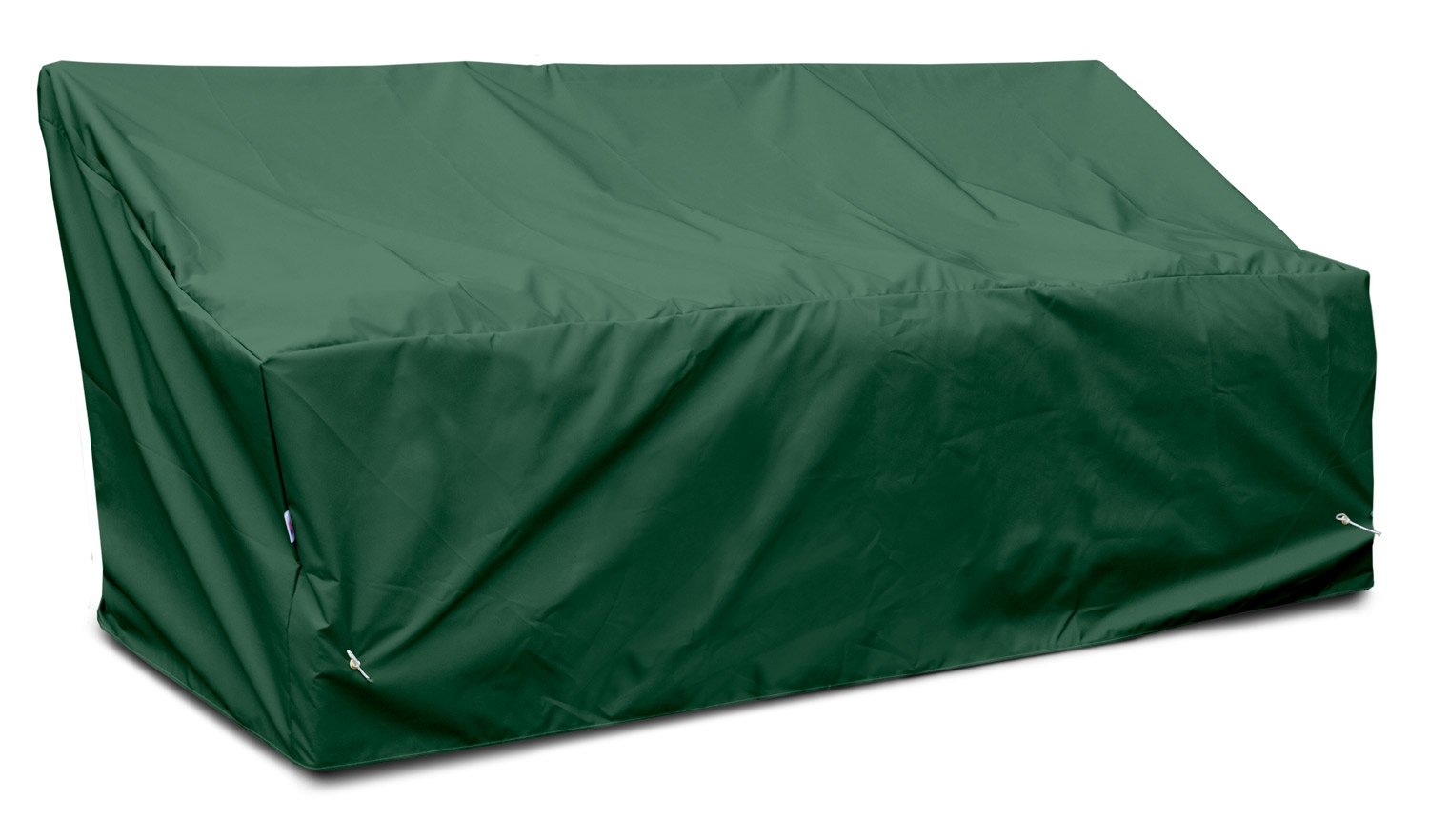 KoverRoos Weathermax 66450 Deep 3-Seat Glider/Lounge Cover, 89-Inch Width by 36-Inch Diameter by 33-Inch Height, Forest Green