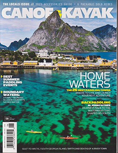 Magazine Kayak (Canoe & Kayak Magazine June 2015)