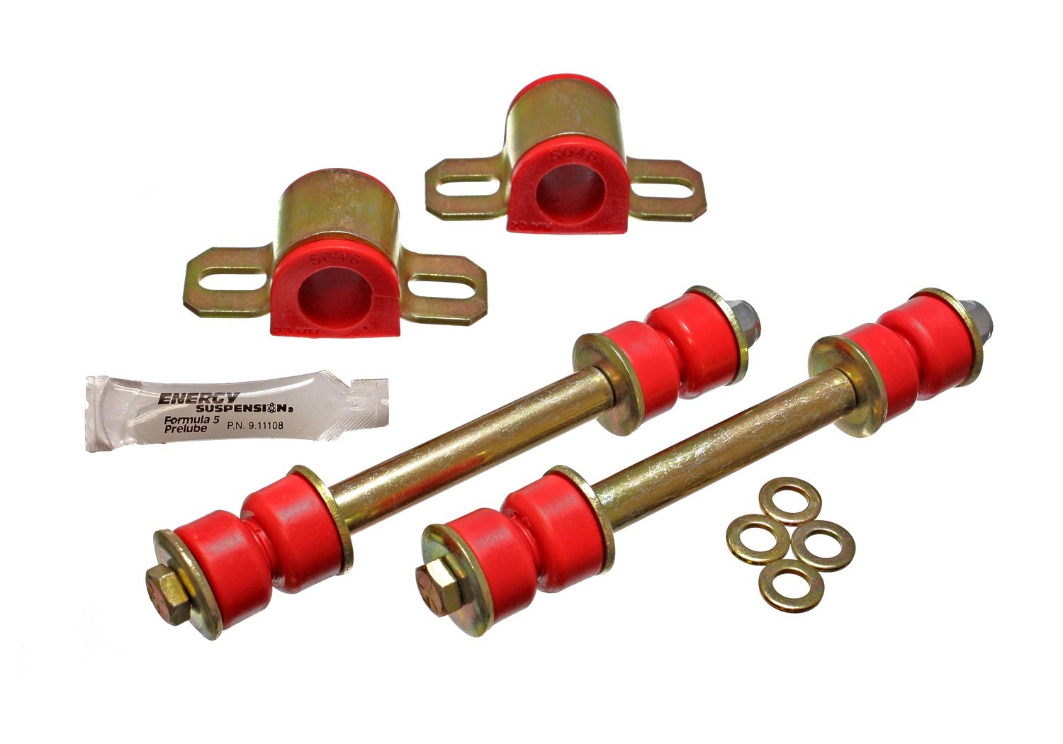 Energy Suspension 7.5108R 23mm Front Sway Bar Bushing Set