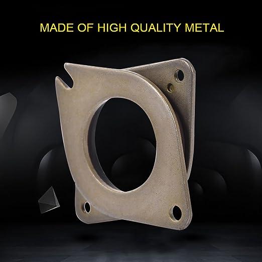 Wendry Piezas de la Impresora 3D, 5 Piezas de Metal Amortiguador ...
