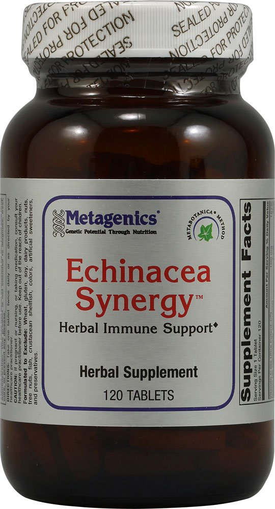 Metagenics Echinacea Synergy - 120 Tablets