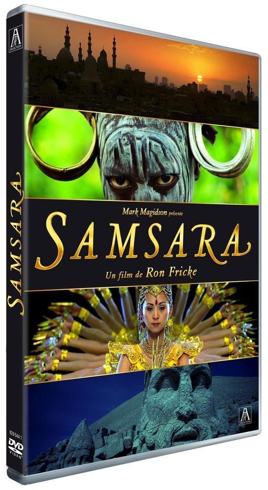Samsara [Francia] [DVD]: Amazon.es: Ron Fricke: Cine y Series TV