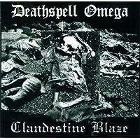 Deathspell Omega / Clandestine Blaze Split CD