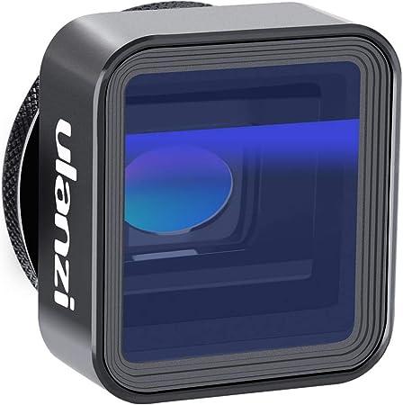 ULANZI Lente anamórfica 1.33X Película de la cámara del teléfono ...