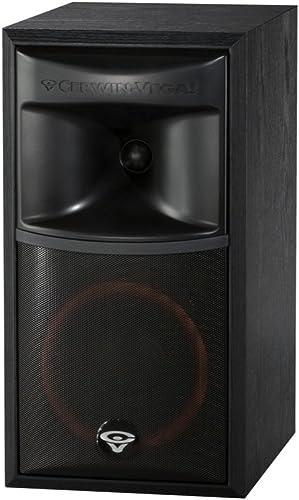 Cerwin-Vega XLS-6 6 1 2 2-Way Home Audio Bookshelf Speaker