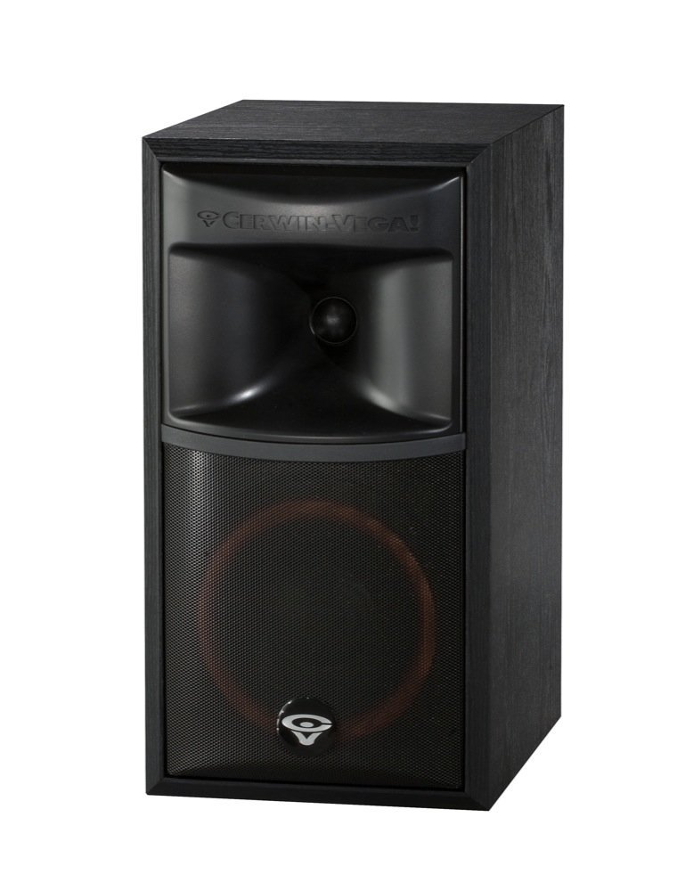 "Cerwin-Vega XLS-6 6 1/2"" 2-Way Home Audio Bookshelf Speaker"