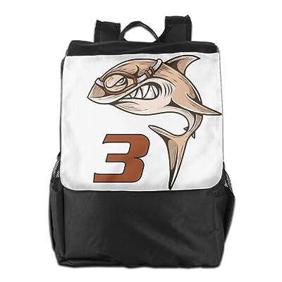 3-shark-design Bag,Backpack,hiking-daypacks