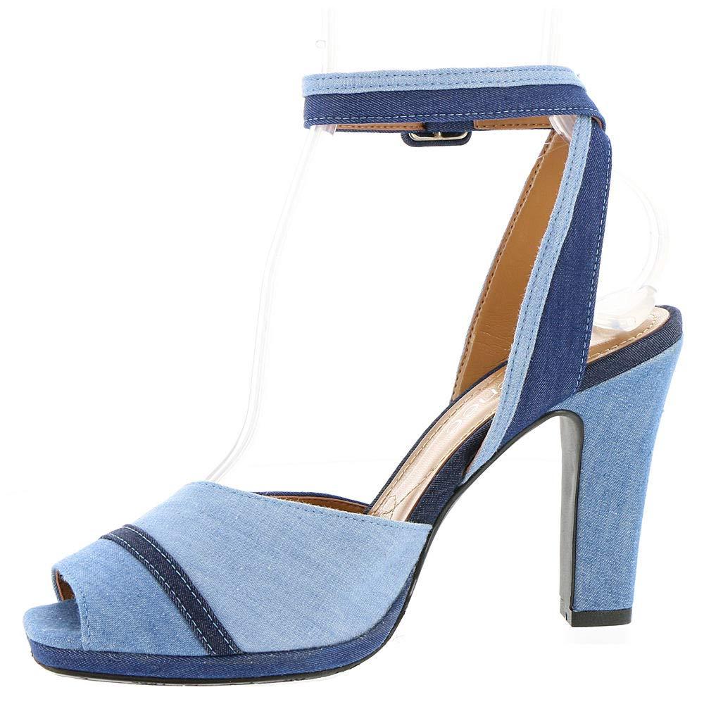 Renee Kinnon Womens Sandal J