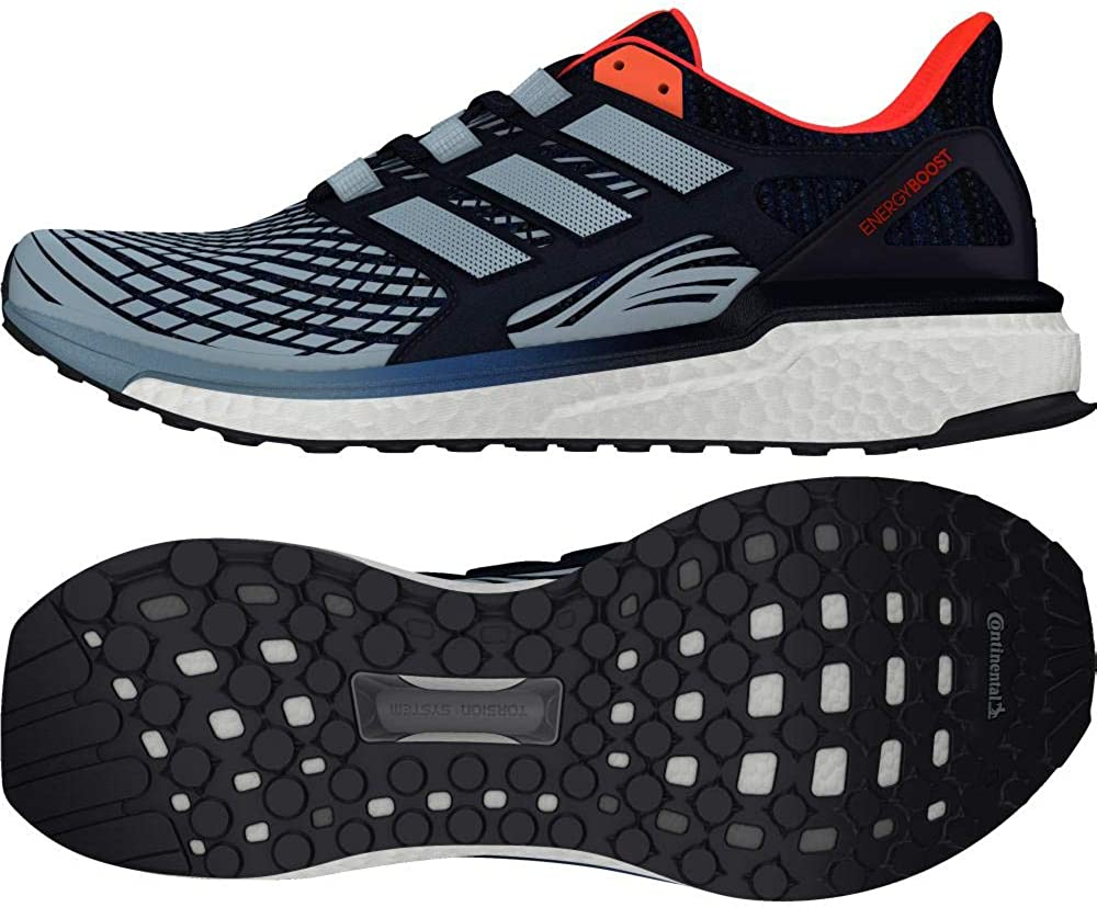 Adidas Energy Boost M, Zapatillas de Trail Running para Hombre, Azul (Maruni/Gricen/Narsol 000), 50 2/3 EU: Amazon.es: Zapatos y complementos