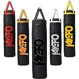 Jayefo Trexter Heavy Punching Bag 6-5-4 FT 10 Year Warranty Muay Thai Heavy Bag Boxing MMA Fitness Workout Training Kick…