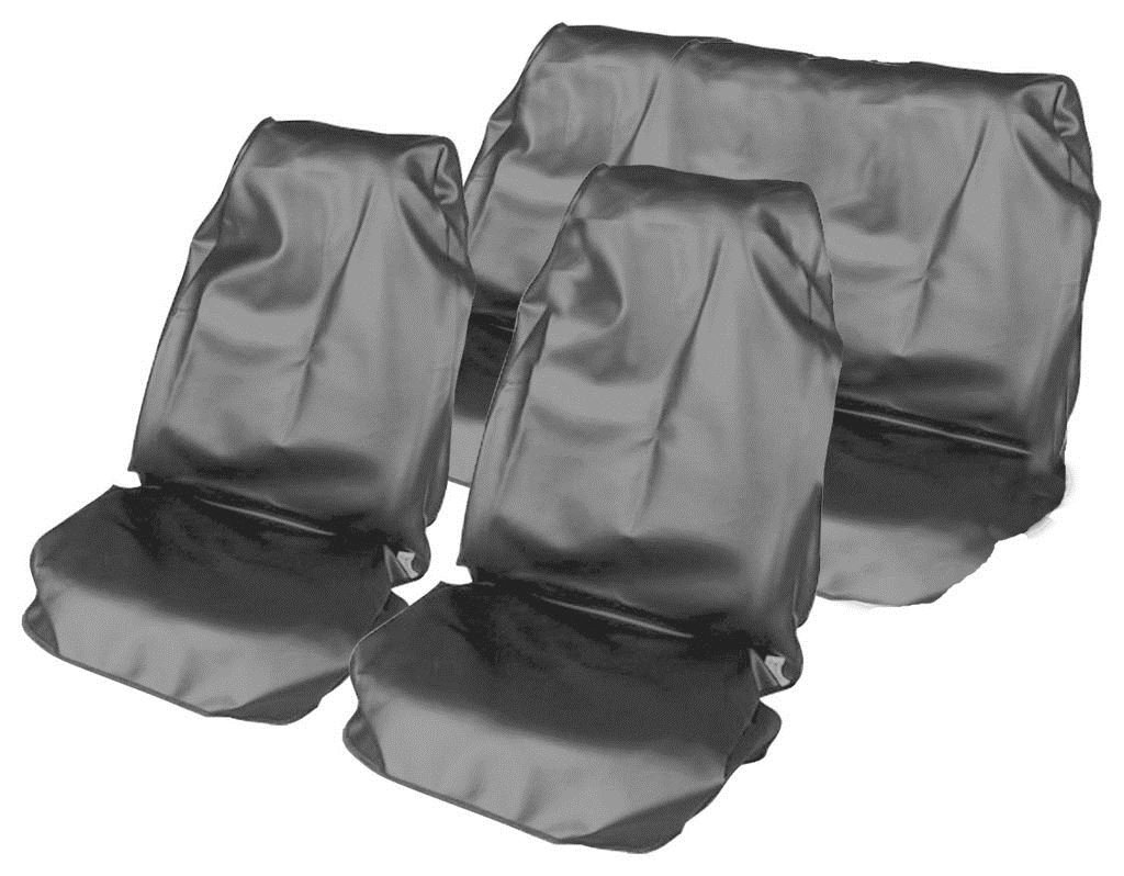 Citroen Xsara Picasso Front /& Rear Seat Protectors Water Resistant Cover Grey