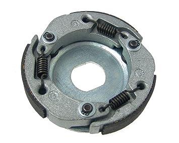 2extreme estándar 105 mm embrague para YAMAHA AEROX 50, BWS, Jog, Neos 50: Amazon.es: Coche y moto