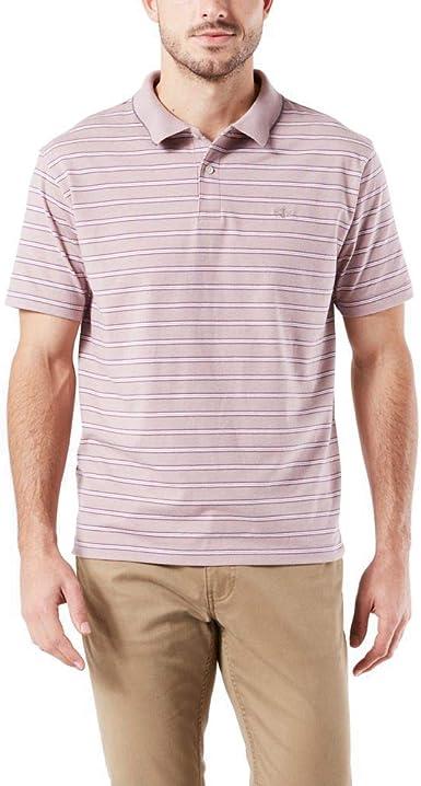 dockers Short Sleeve Performance Polo Camisa Hombre: Amazon.es: Ropa y accesorios